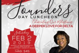 Founders Day Luncheon 2019