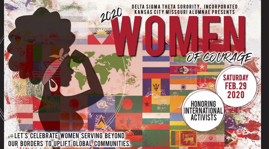 """Women of Courage"""