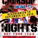 "DEED CRIMSON NIGHTS:  ""An Evening of Entertainment & Trivia"""