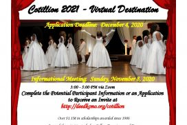Cotillion Application Deadline